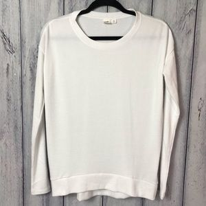 Gap Oversized Sweater lightweight high low hem
